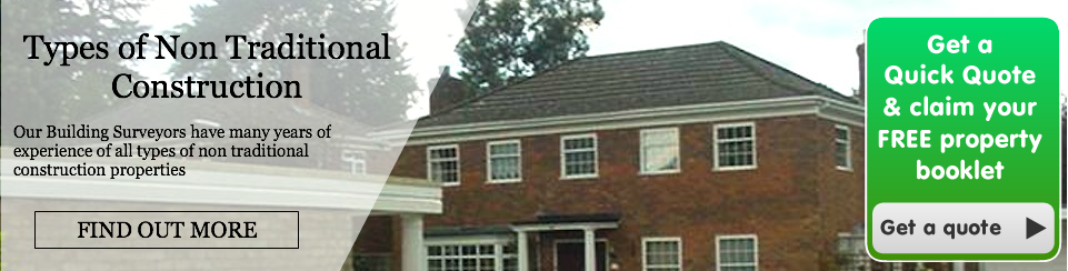 Non Traditional Building Survey